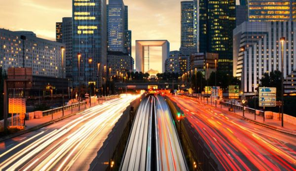 the interconnected smart city of the future