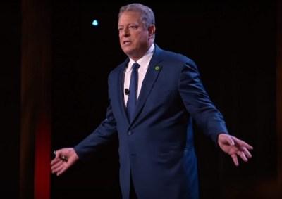 Al Gore on the Paris Climate Agreement
