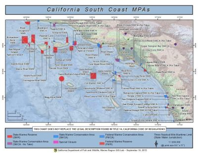 California Marine Protected Areas
