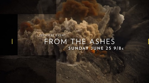 "Watch coal documentary ""From The Ashes"" Sunday June 25 on National Geographic Channel"