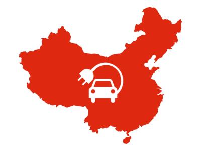 china targets EVs