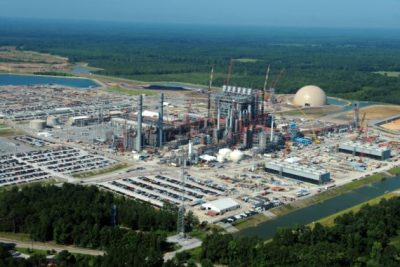 southern company's clean coal plant switches to natural gas kemper MISS