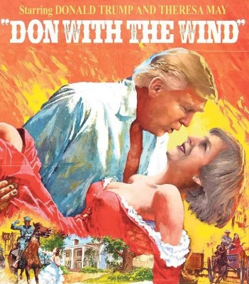 don with the wind