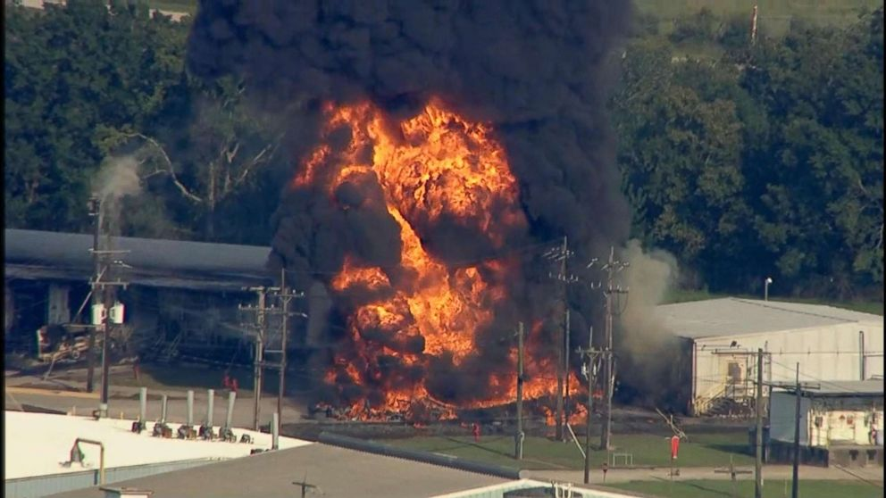 Harvey fallout: First responders sue over chemical plant fumes