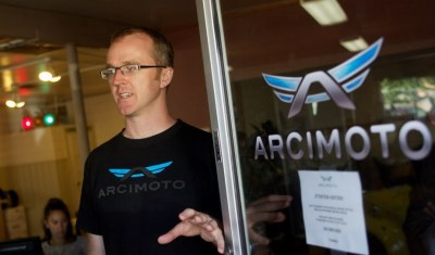 arcimoto founder Mark Frohnmayer