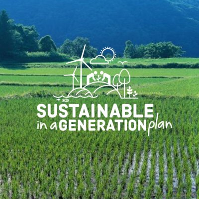 Sustainable in a Generation Plan
