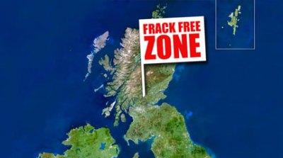 fracking free scotland