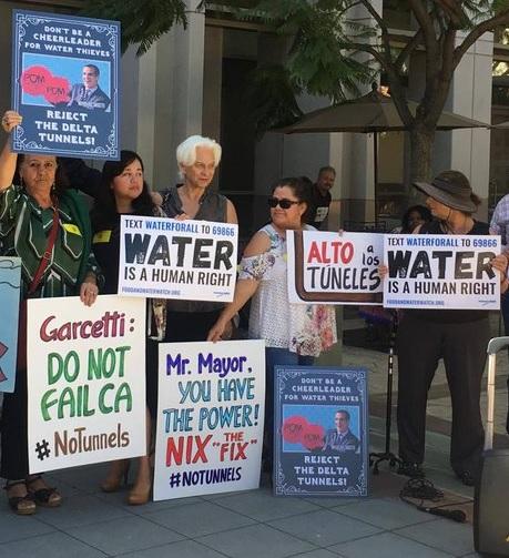 Metropolitan Water District Backs $17 Billion Delta Water Tunnels in Key Vote