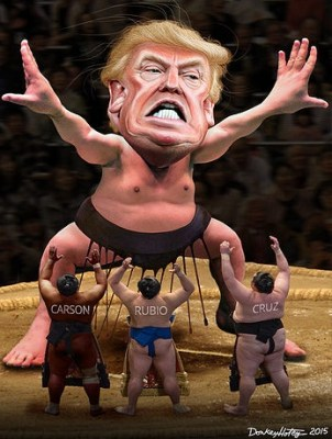 trump wrestler