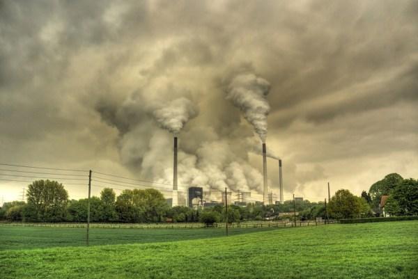 Coal power plant by Guy Gorek