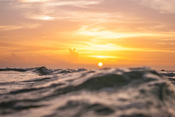 climate change is warming oceans 40% faster than we expected