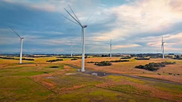 bald hills wind farm in Australia