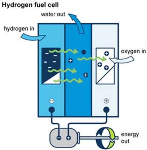 hydrogen fuel cell - NOT coming in 2019