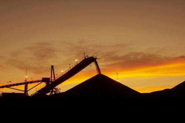 coal sunsets