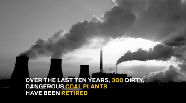300 dirty coal plants shut down in 10 years