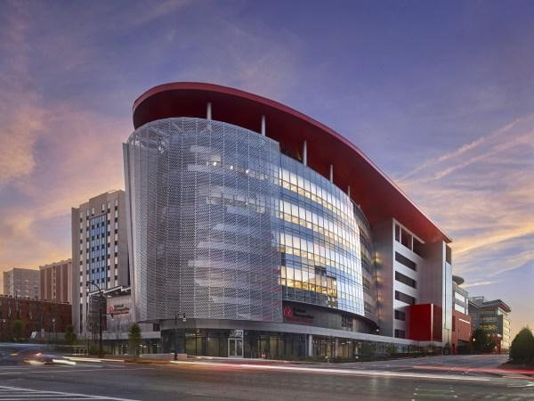 The Unisphere, world's largest net-zero energy building. Source: United Therapeutics