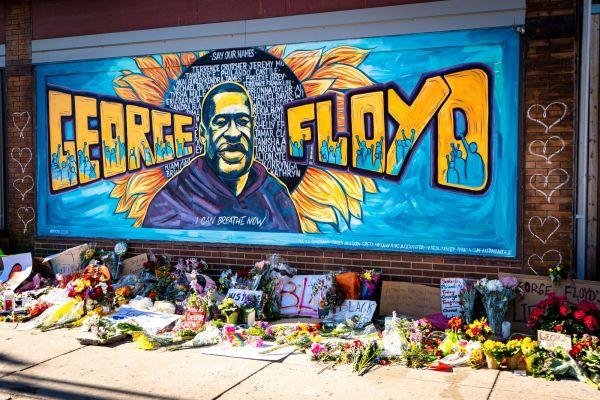 Black Lives Matter - environmental justice for George Floyd
