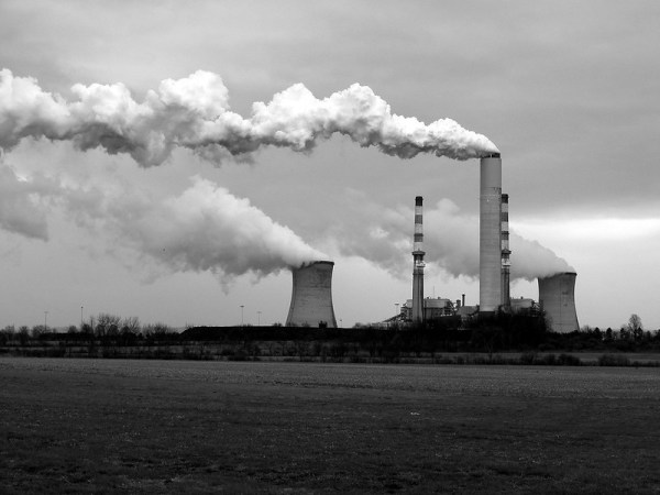 PP&L Montour coal fired power plant, Washingtonville, PA (Photo CC by Dennis on Flickr)