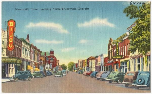 Brunswick, Georgia - racism and superfund sites