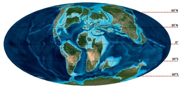 climate change and weathering and the late cretaceous