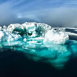 Common Misconceptions about the Ocean from NOAA - icebergs