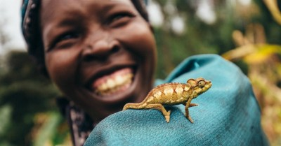 The World Wide Fund for Nature on Thursday released its Living Planet Report 2020, the thirteenth edition of its biennial flagship publication. (Photo: Jonathan Caramanus/Green Resistance/WWF-UK)