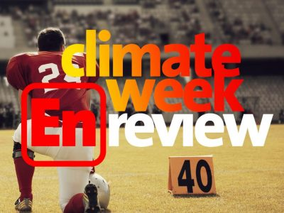 Ecoright climate change news for the week of October 9