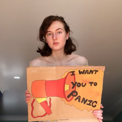 """Fridays for future: """"I want you to panic"""""""