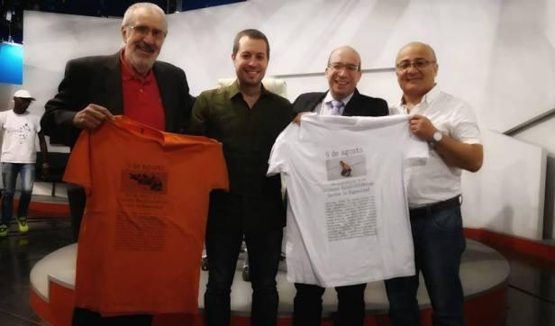 Programa Mesa Redonda: Latinoamérica vista desde los intelectuales