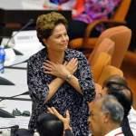 La expresidenta Dilma Rousseff, de Brasil, en XXIV Encuentro Anual del Foro de Sao Paulo