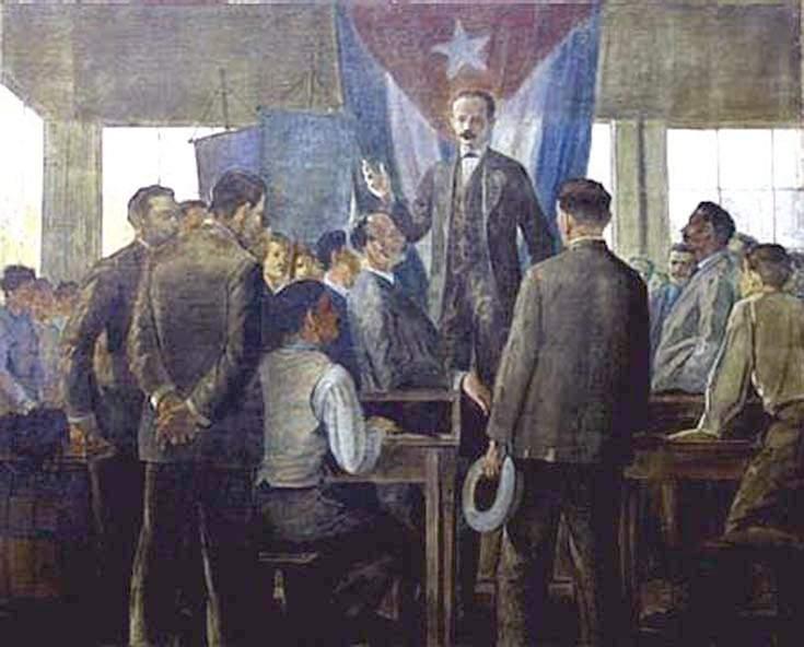 José Martí. República, dignidad, justicia