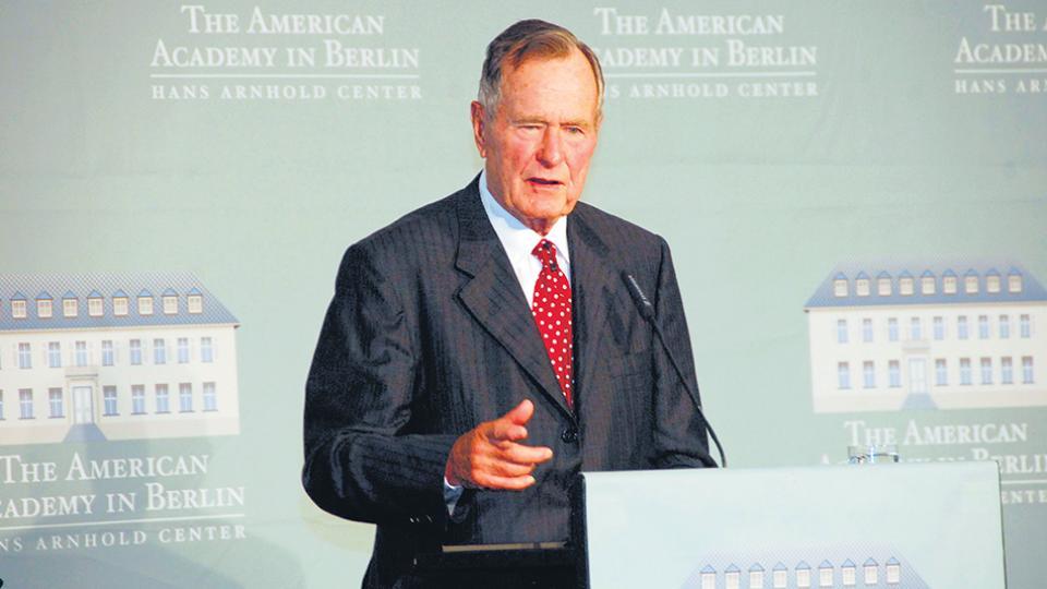 Nuestras noches con el presidente Bush. Por Ariel Dorfman
