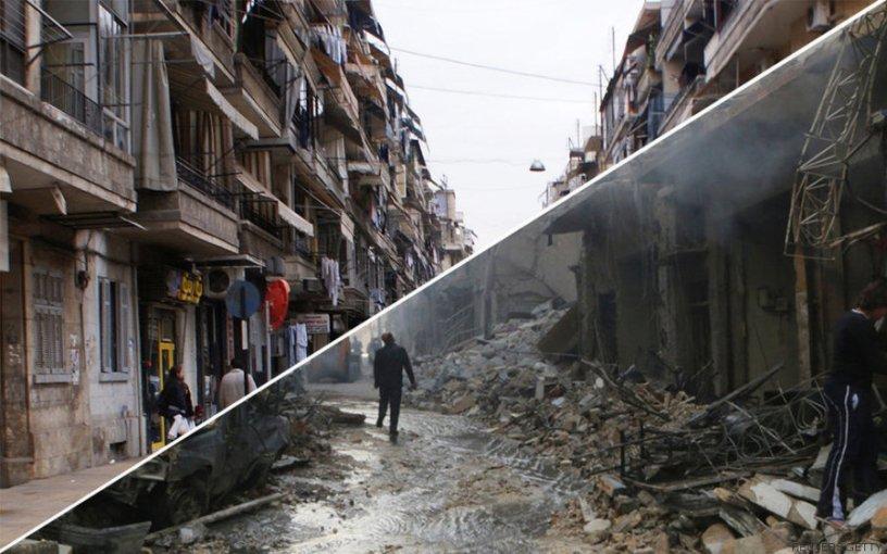 """Cinco """"intervenciones humanitarias"""" de EE.UU. que terminaron en desgracia"""