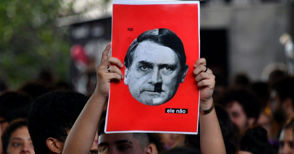 Entre el cabo Hitler y el capitán Bolsonaro. Por José Steinsleger