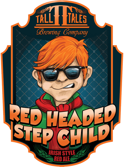 redheaded stepchild irish red ale