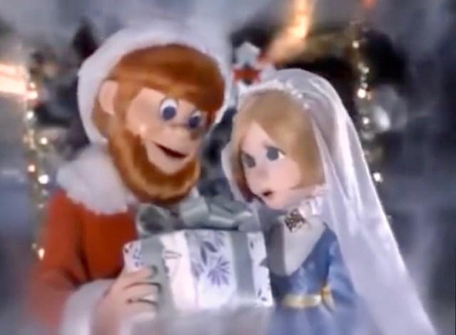 The Santa Claus's