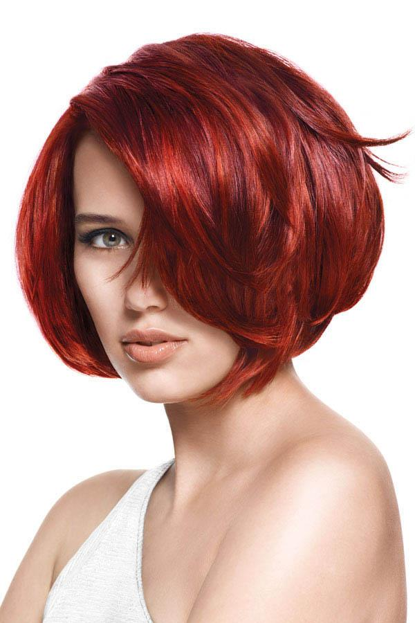 color hair style versatile and feminine bob hairstyles hairstyle 6073