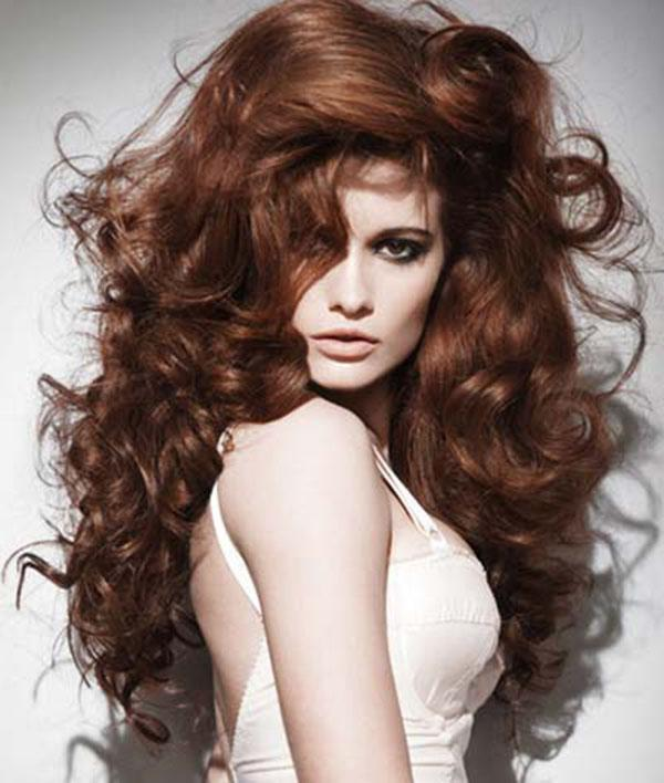 Hair extensions long hair in no time red hairstyle long thick red auburn curly hair pmusecretfo Image collections
