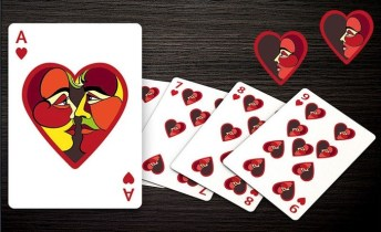 VIZ Hearts Design