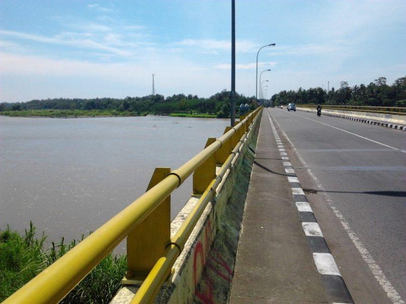 jembatan kali progo di bantul