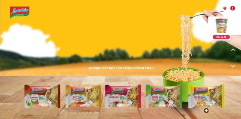 Website Indomie Turkey