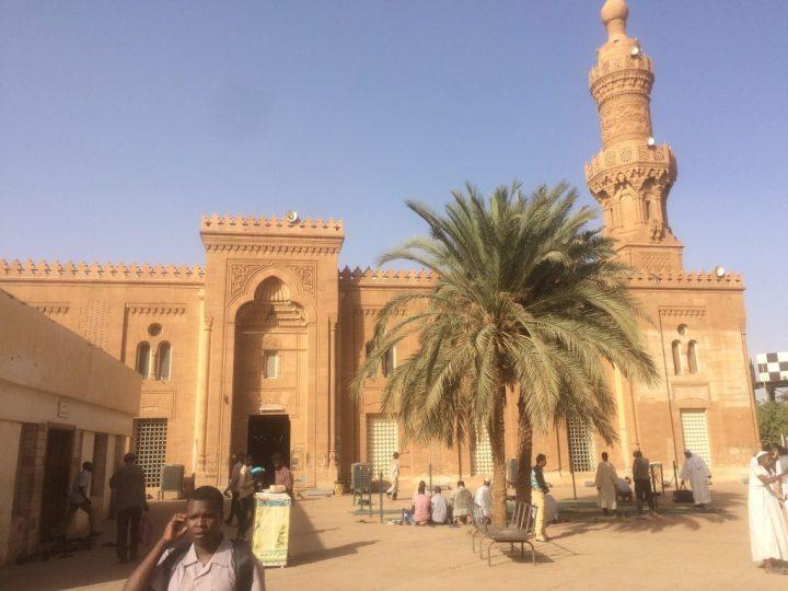 masjid al kabir khartoum