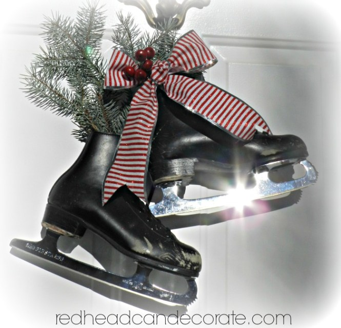 Main Image For Lighted Ice Skate D 26 233 Cor