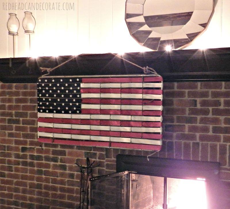 crib flag