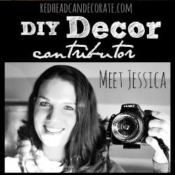 Jessica DIY DECOR button