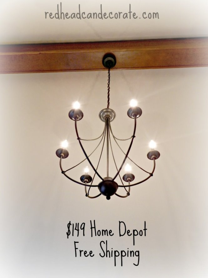 Home Depot Lighting Fixtures Chandeliers Design Ideas