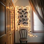 Simple Diy Light Photo Frame Bedroom Makeover For Teen Part 2 Redhead Can Decorate
