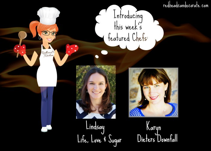 Redhead's Featured Chefs