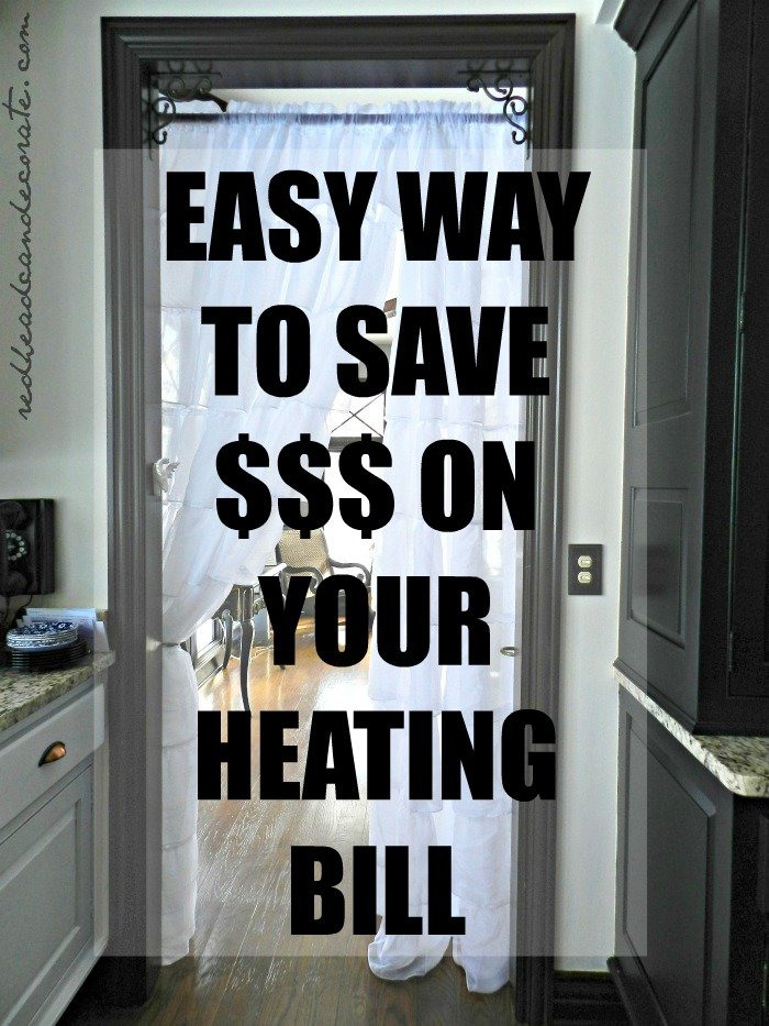 This is such a great idea to save money on our heating bill. I remember my grandmother telling me they use to do this!