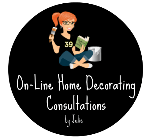 Julie's On line Decorating Consults